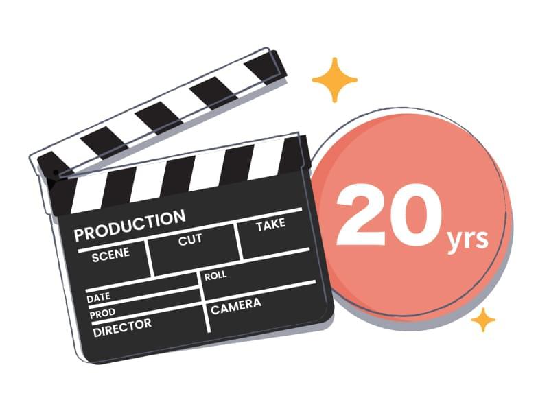 許皓 x 浩爾 5 大類電影學實用英文單字 - 課程特色